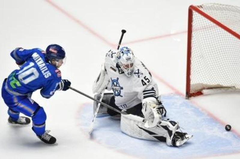 KHL: Barys lost third consecutive match to Admiral