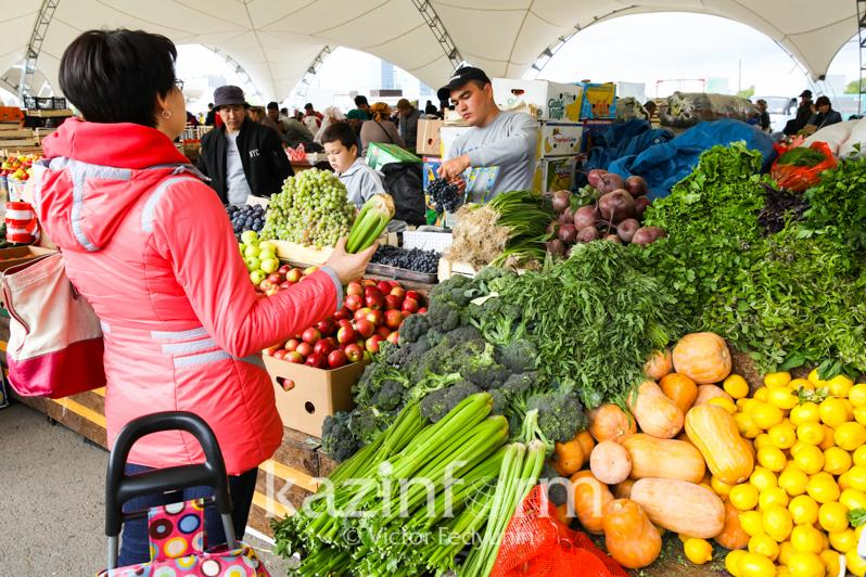 Свыше 500 тонн продукции привезут акмолинские аграрии на ярмарку в столицу