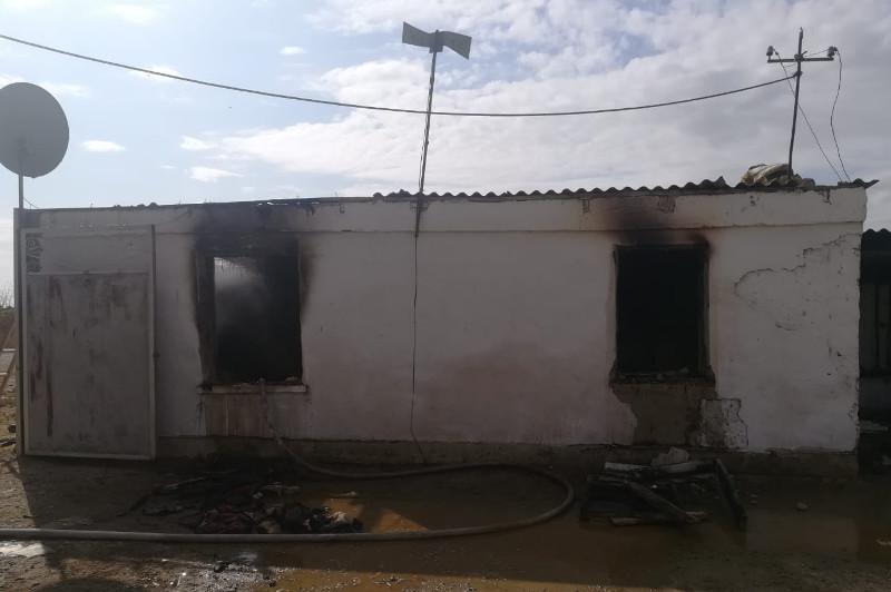 Gas cylinder blast injures 14yo in Turkestan rgn