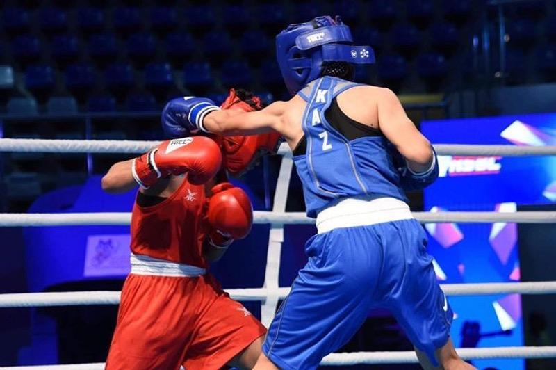 11 спортсменок юниорской сборной РК гарантировали себе медали чемпионата Азии по боксу