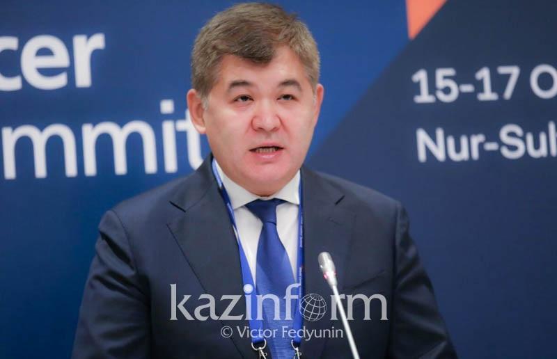 卫生部长:哈萨克斯坦高度重视癌症预防工作