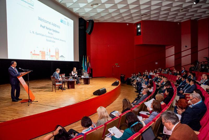 欧亚大学代表团参加在立陶宛举行的国际学术峰会