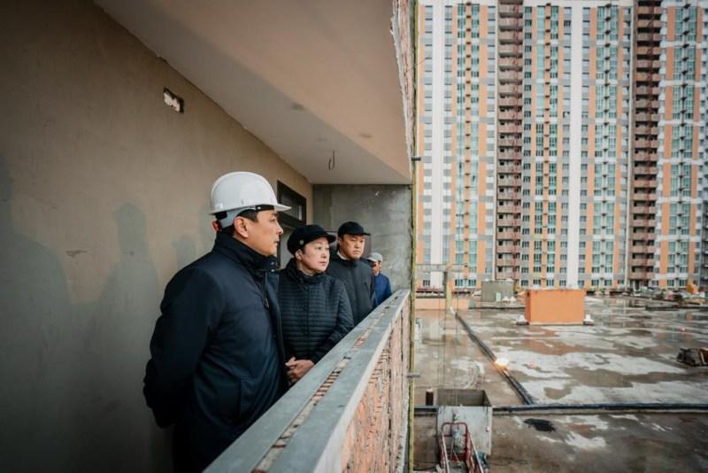 Какие поручения Президента учтут в строящемся для малообеспеченных семей и молодежи доме столицы
