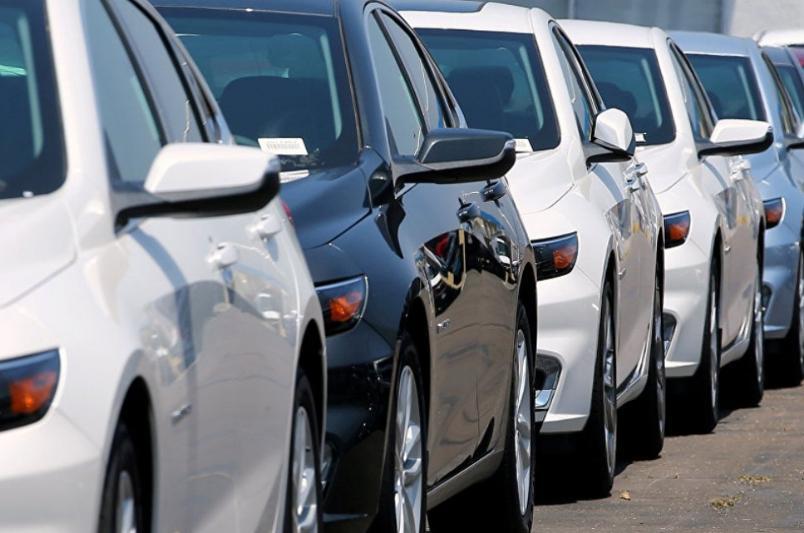 Казахстанцы приобрели автомобили на 451,2 млрд тенге