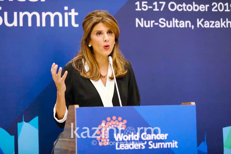 Принцесса Иордании о лечении рака: У нас есть оборудование и специалисты, но нет менеджмента