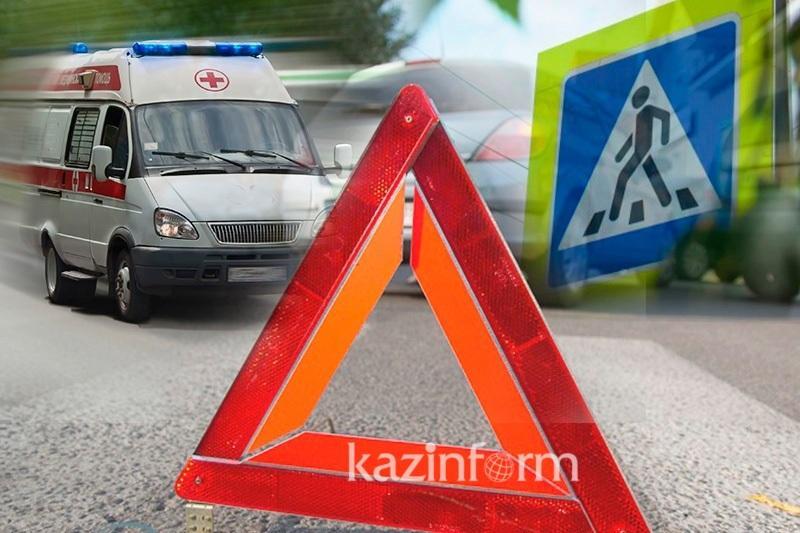 Пешехода насмерть сбили на Аль-Фараби в Алматы