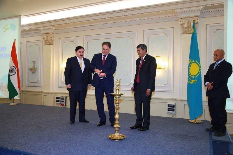 Qazaqstan úndistandyq ITEC baǵdarlamasyn qoldaıdy