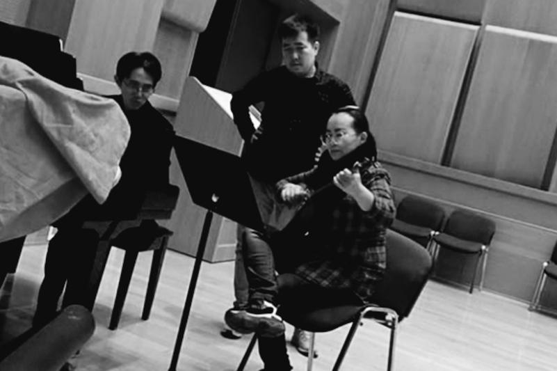 Astana Opera:Wake Up and Sing