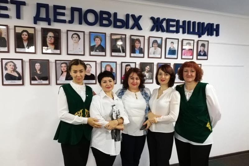 Совет деловых женщин Палаты предпринимателей открылся в Петропавловске
