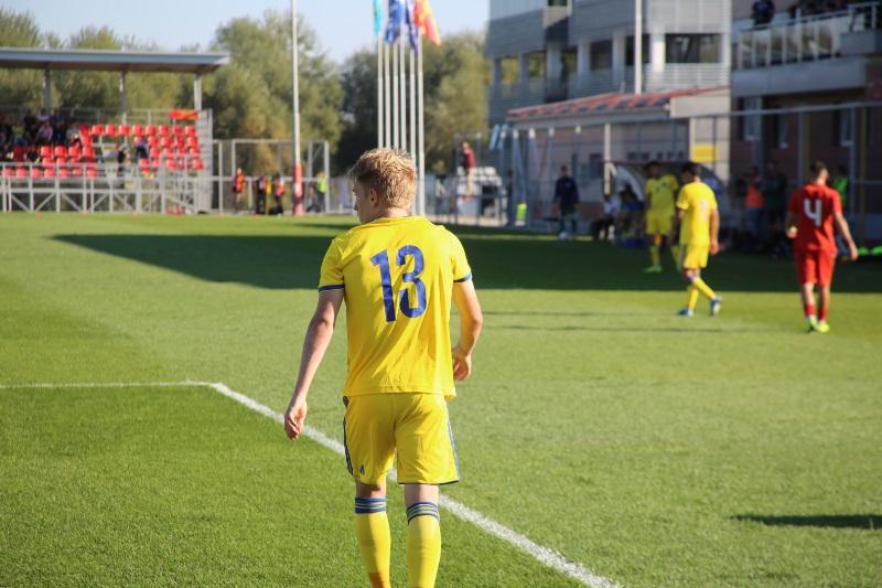 Молодежная сборная Казахстана по футболу вырвала ничью в отборе на ЕВРО-2020