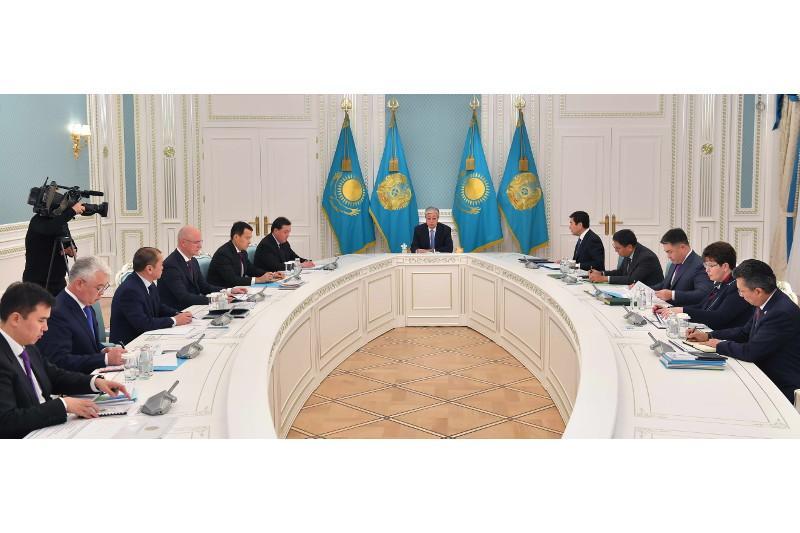 Касым-Жомарт Токаев: Нужны новое мышление, новые подходы к развитию экономики