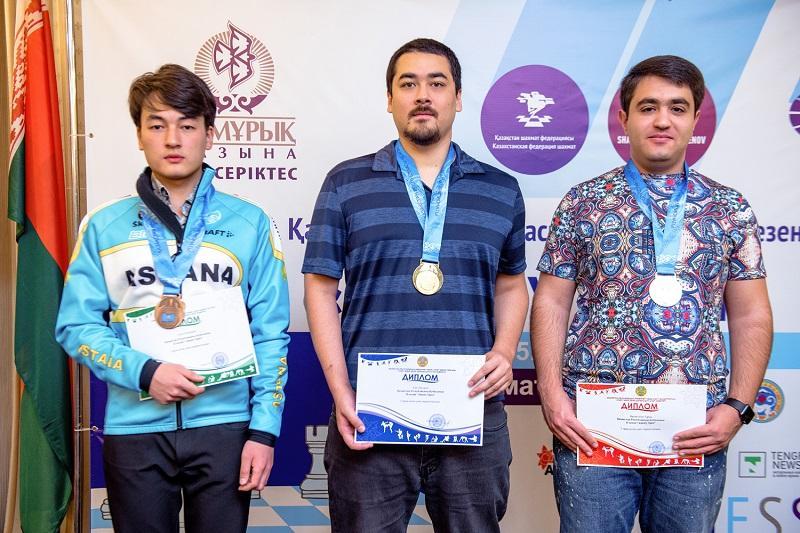 Бразилец выиграл Almaty Open-2019