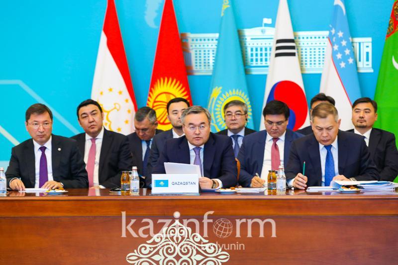 Елордада «Орталық Азия - Оңтүстік Корея» 12-форумы өтіп жатыр