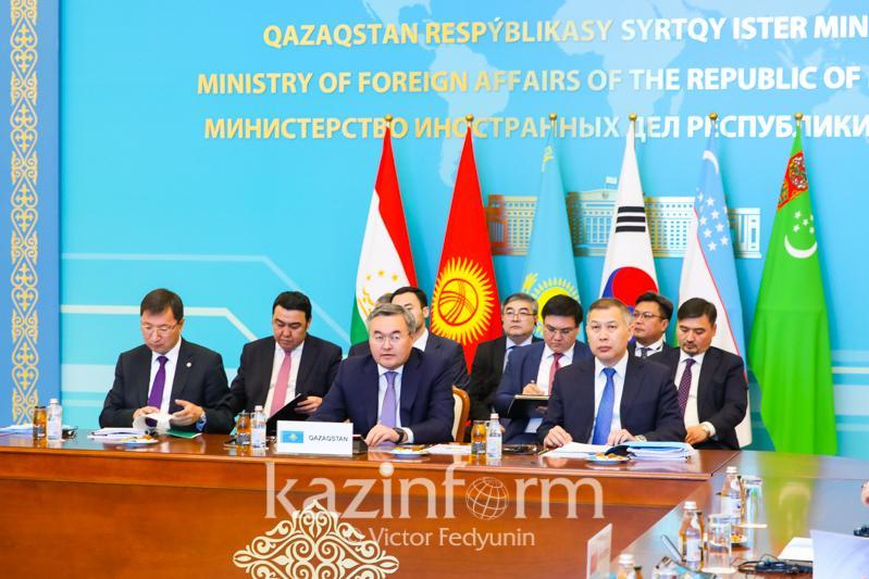 Форум «Центральная Азия – Республика Корея» проходит в Нур-Султане