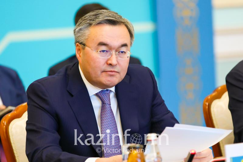 Kazakhstan supports peace process on Korean Peninsula, FM
