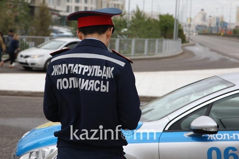 Лишенные прав таксисты задержаны в Нур-Султане