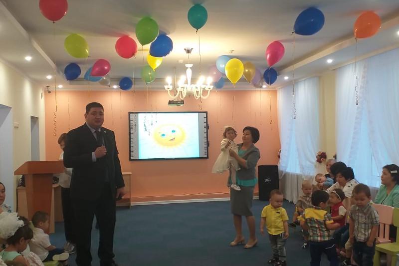 Бесплатная реабилитационная группа открылась в столичном доме ребенка