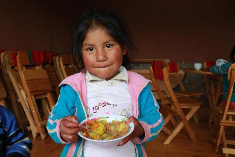 Poor diets damaging children's health worldwide, warns UNICEF