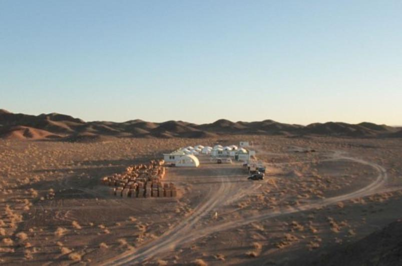 EBRD supports gold mining in Mongolia