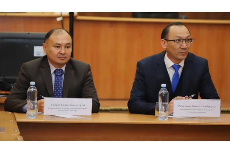 Послание Президента РК обсудили на круглом столе в ВКО