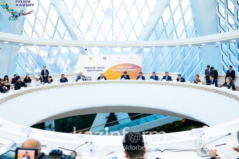 ДауренАбаев объяснил суть программы «Руханижаңғыру»