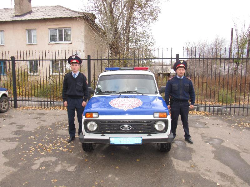 Неоднократно судимый житель столицы задержан на угнанном авто в Акмолинской области