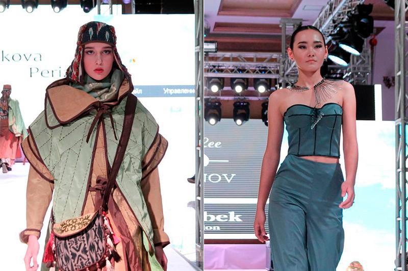 Таразда халықаралық «Аспара fashion week» сән апталығы өтуде