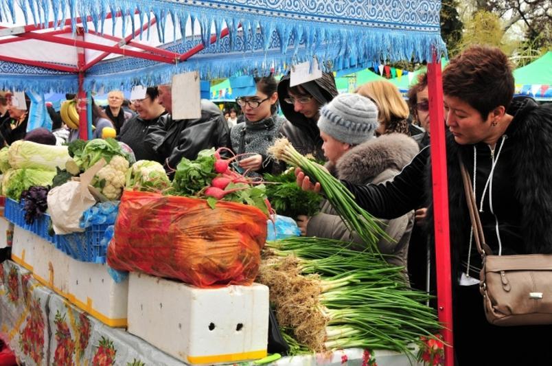 Более 520 тонн продукции привезут сельхозпроизводители Акмолинской области на ярмарку в Нур-Султан