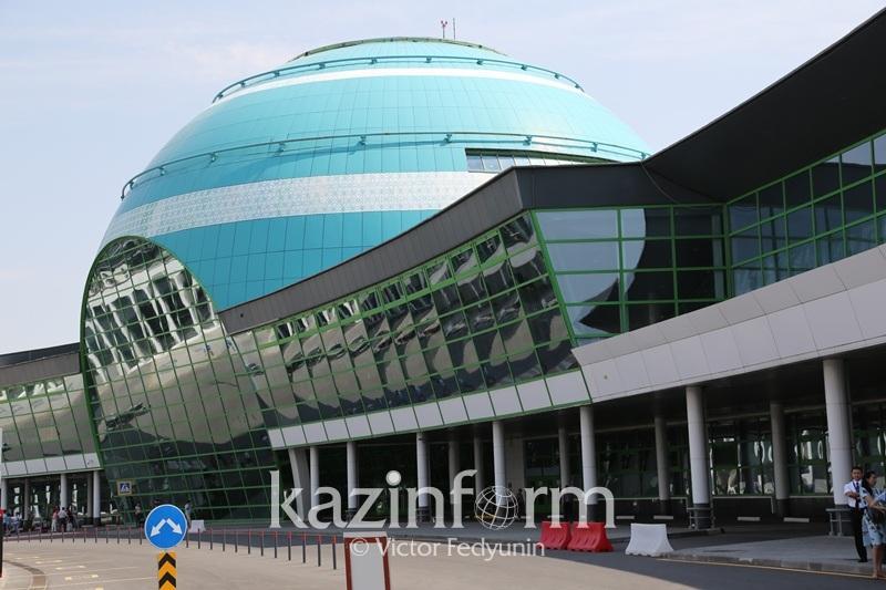 努尔苏丹机场IATA代码将于2020年变更