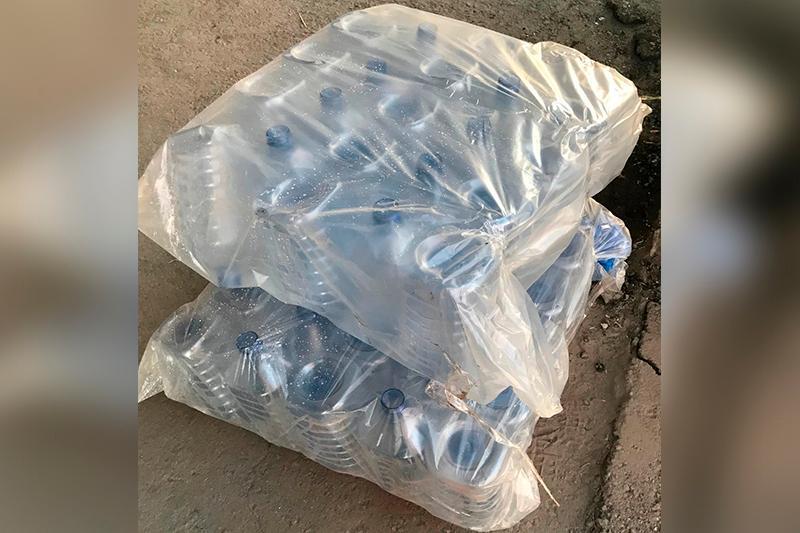 Алкоголь разводили водопроводной водой в СКО
