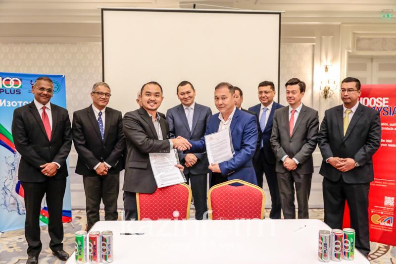 马来西亚企业希望在哈开展清真业务