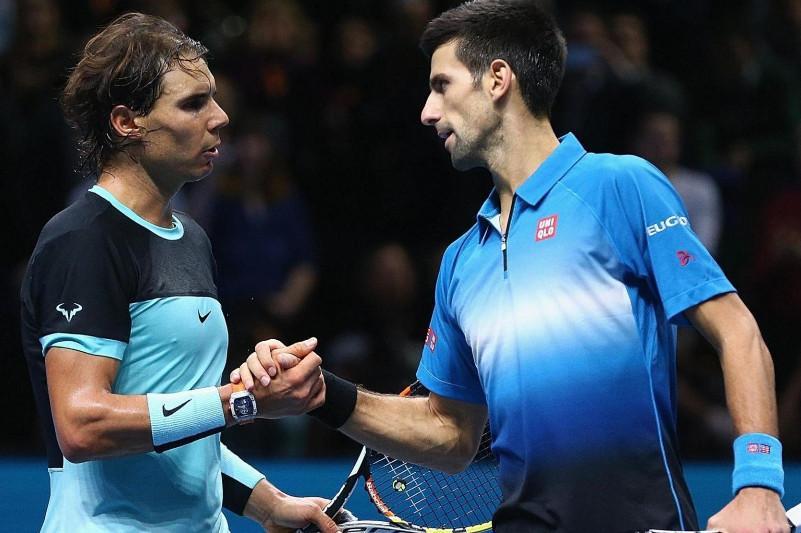 纳达尔和德约科维奇将参加首都网球慈善比赛