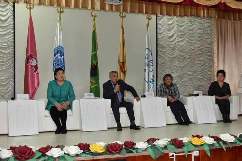 Вопросы перехода на латинскую графику обсудили в Кокшетау