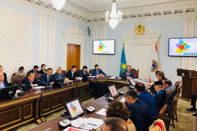 Подготовку к празднованию юбилеев Абая, аль-Фараби и Золотой Орды обсудили в Алматы