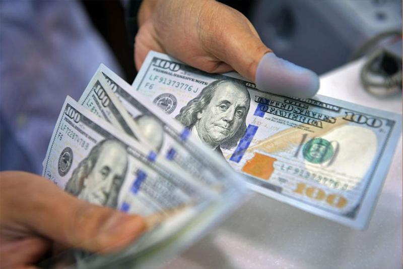 今日美元兑坚戈终盘汇率1:389.97