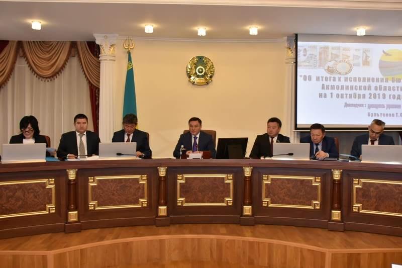 Ақмола облысында инвестициялық өсім 235,8 миллиард теңгені құрады