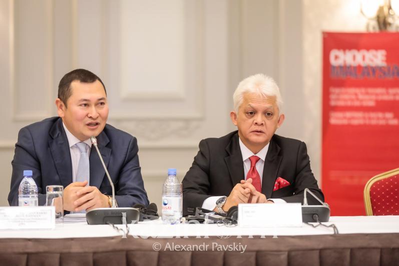 Халяльныйбизнес хотят развивать малазийцы в Казахстане