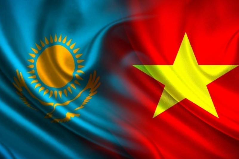 Казахстан и Вьетнам договорились об укреплении торгово-экономических отношений