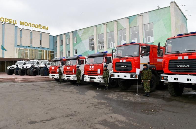 Новое пожарное депо построят в Петропавловске