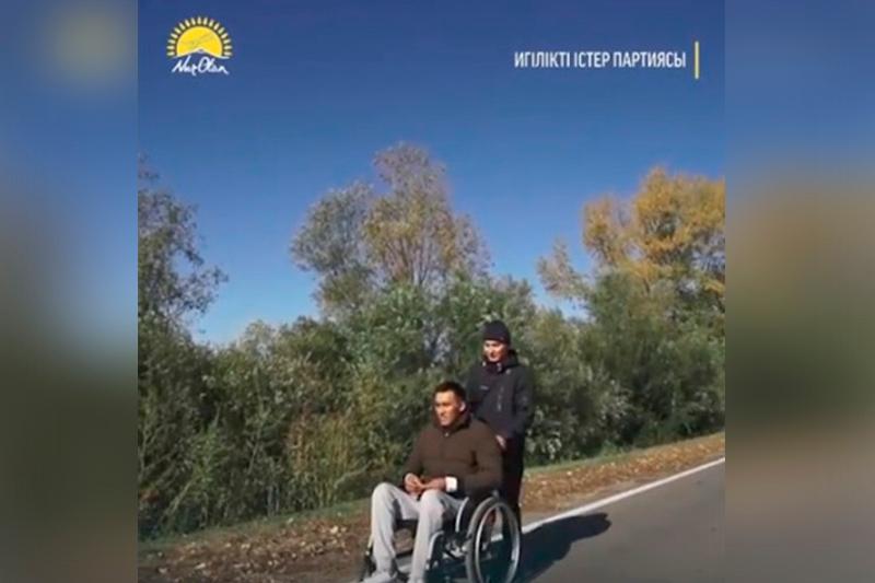 23-летний парень с травмой позвоночника открыл центр реабилитации в Павлодарской области