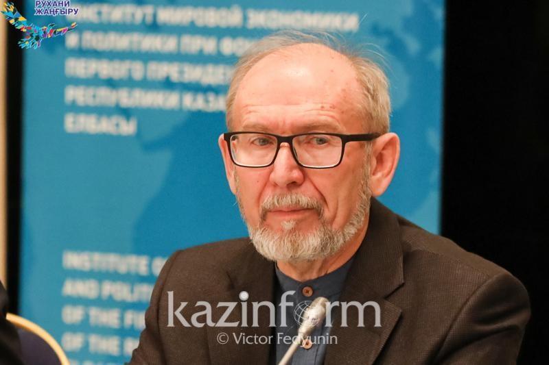 Tatarstan ǵalymy: Altyn ordadan bir kezderi Italııaǵa astyq jetkizilip turǵan