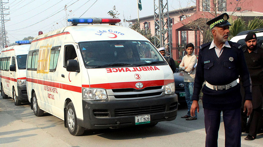 Пәкістанда екі тайпа арасында болған атыс салдарынан 14 адам қаза тапты