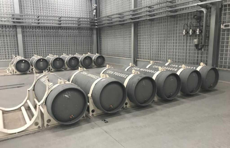 Банк низкобогащенного урана МАГАТЭ в Казахстане принял на хранение первую партию материала