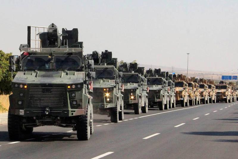 Анкара и Вашингтон договорились о приостановлении турецкой операции в Сирии