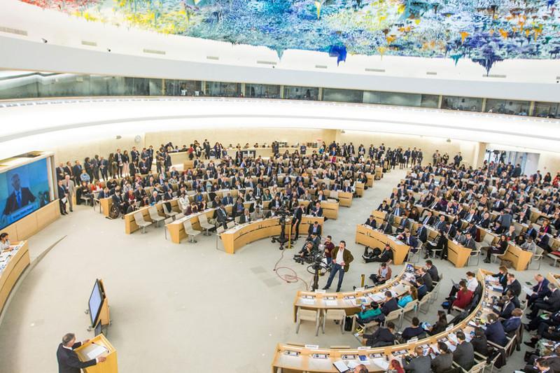 委内瑞拉、波兰和苏丹等14国新当选联合国人权理事会成员国