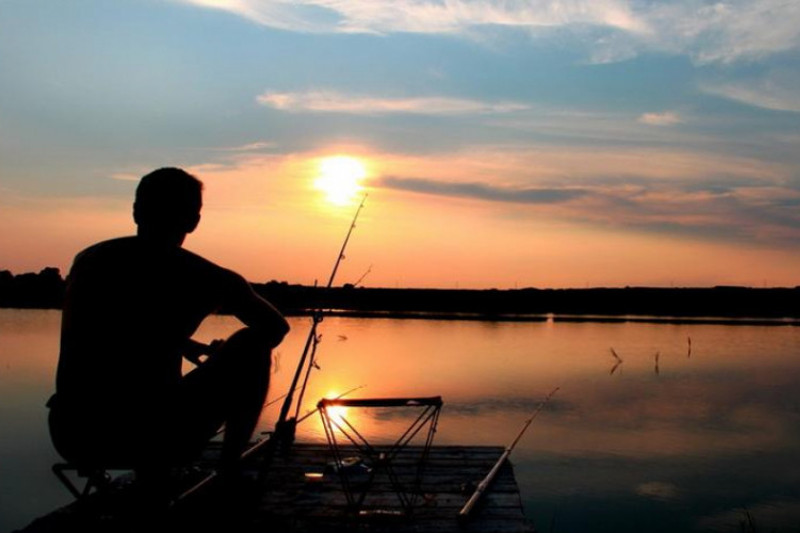 Браконьера задержали за незаконную рыбалку в Туркестанской области