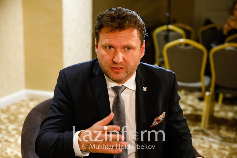 Радек Вондрачек: Қазақстан мен Чехия арасында шешілмеген мәселе жоқ