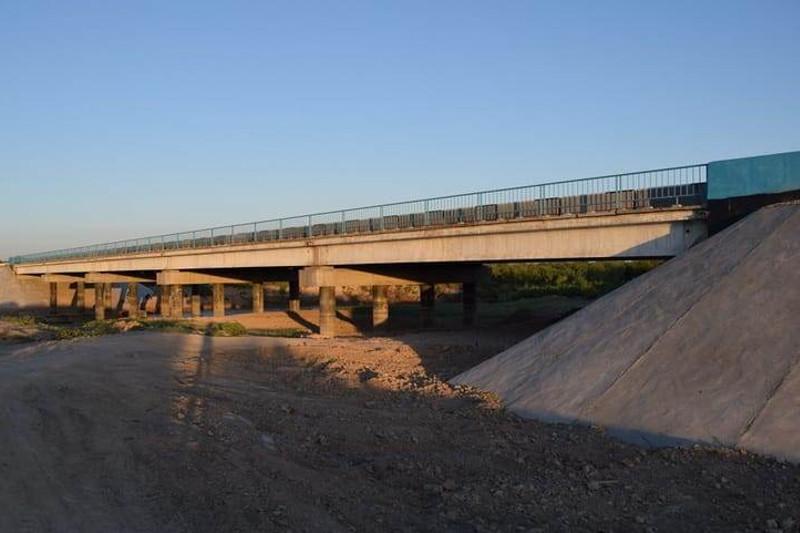 В Туркестане проходит капитальный ремонт мостов