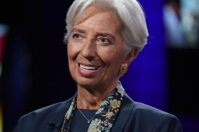 КристинЛагардвозглавила Европейский Центральный Банк