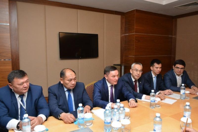 Бизнес-форум по развитию мясной промышленности прошел в Бурабае
